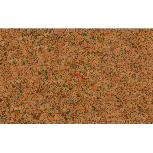 Cork Wall Hawai Green 600x300 Mm Pack Of 11 1 98m2