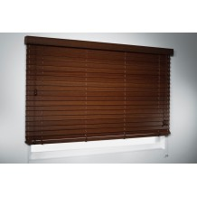 wooden blinds 50mm, COLONIAL 100x100