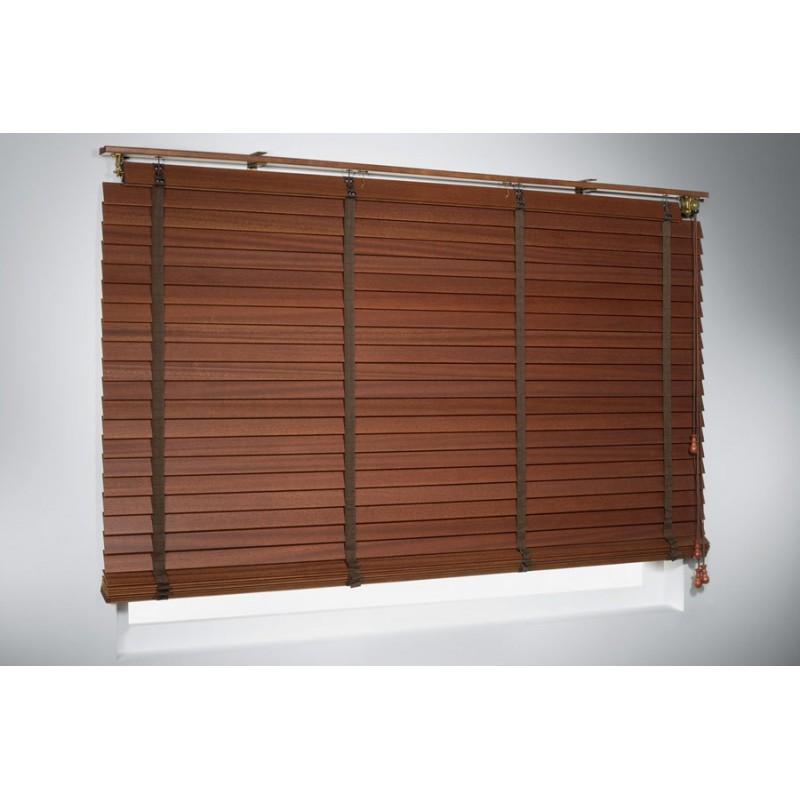 żaluzja RETRO drewniana 50mm, COLONIAL  130x120
